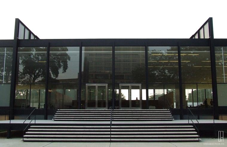IIT โดย Mies Van Der rohe