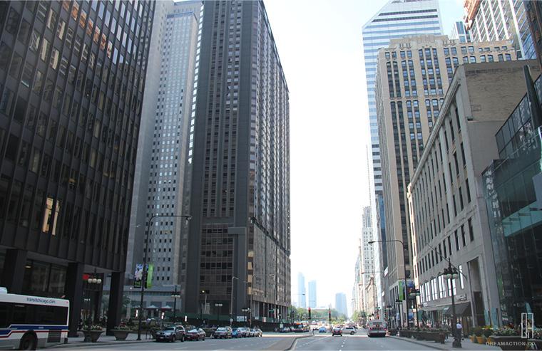 สถาปัตยกรรม ชิคาโก้