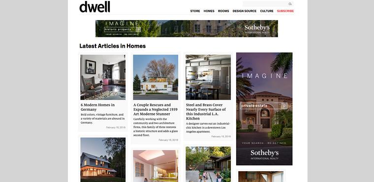 เว็บไซต์สถาปัตย์ บ้าน