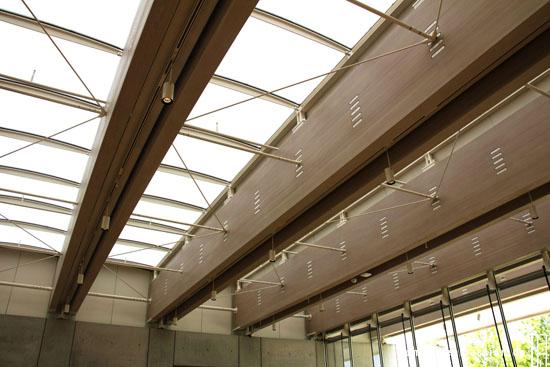 สถาปัตยกรรม ของ Louis Kahn Renzo Piano ใน Texas
