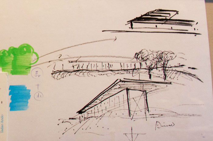 สถาปัตยกรรม ของ Tadao Ando ใน Texas