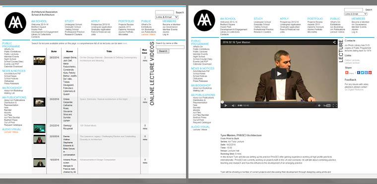 เรียนสถาปัตย์ ออนไลน์ ฟรี กับ 3 สุดยอดโรงเรียนสถาปัตย์ของโลก