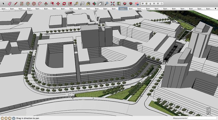 Digital tools โปรแกรมในการทำงาน เรียน สถาปัตย์