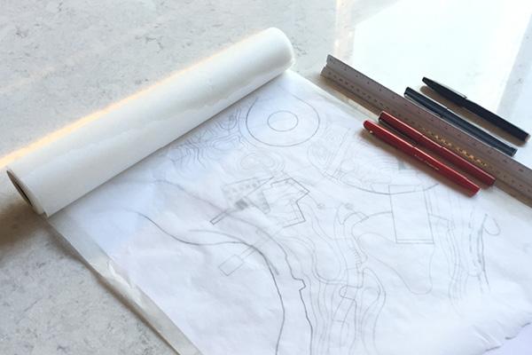 อุปกรณ์-เครื่องมือ-เครื่องใช้ ของสถาปนิก ทางสถาปัตย์