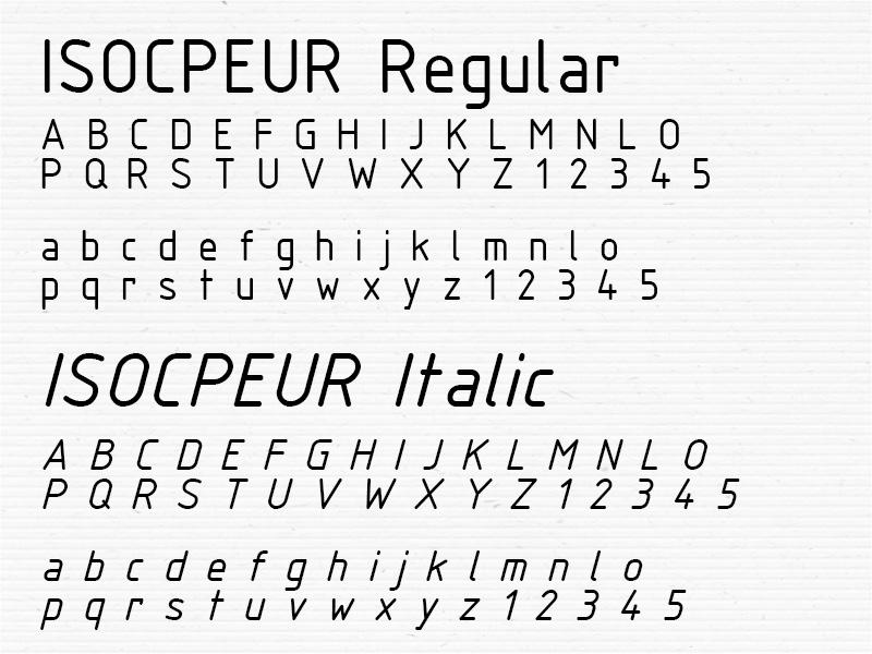 11 Fonts น่าใช้ ให้เท่ห์ได้ สไตล์สถาปนิก – Dream Action