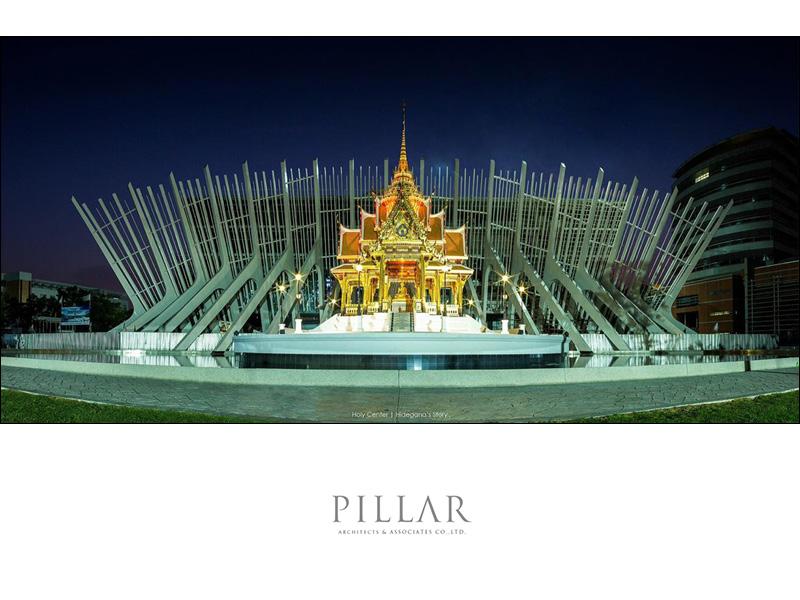 สถาปัตยกรรมไทย โบราณ ยุคใหม่ ตั้น ณัฐกฤต สุนทรีรัตน์